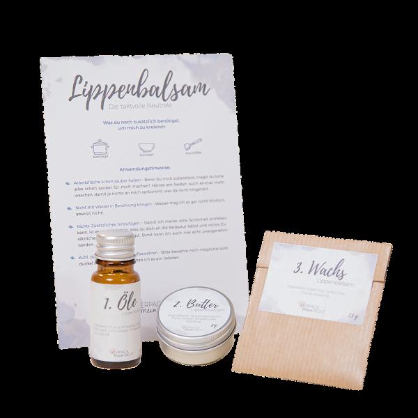 DIY Lippenbalsam – Bio