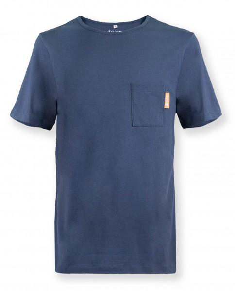 "Shirter ""Brutus"" - blau"