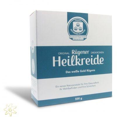 Original Rügener Dreikronen-Heilkreide (500 g Faltkarton)