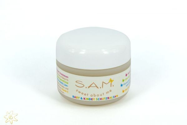 S.A.M. Baby & Kinder Schutzbalsam (50 ml)