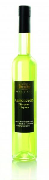 Limoncello – Zitronen-Liqueur
