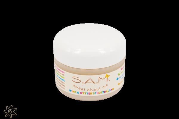 S.A.M. Wind & Wetter Schutzbalsam (50 ml)