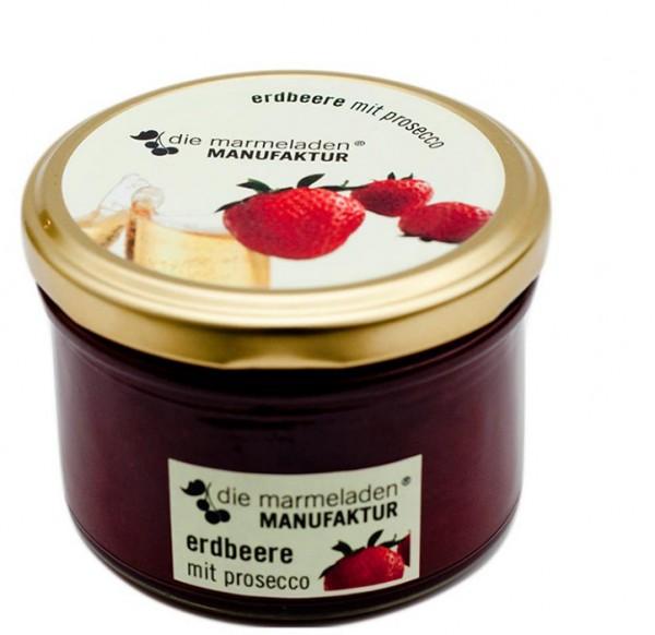Erdbeere mit Prosecco, 170 g