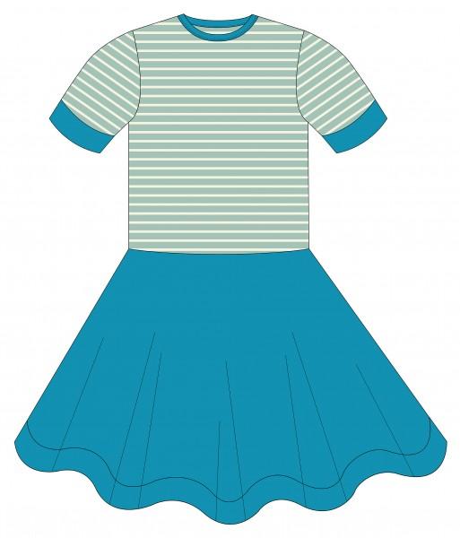 "Kinder Kleid ""Stella"" - Kurzarm"