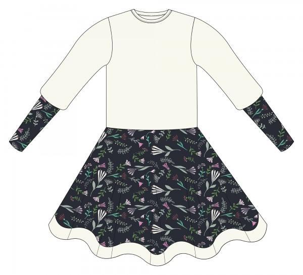 """Kinder Kleid """"Stella"""" - Langarm"""
